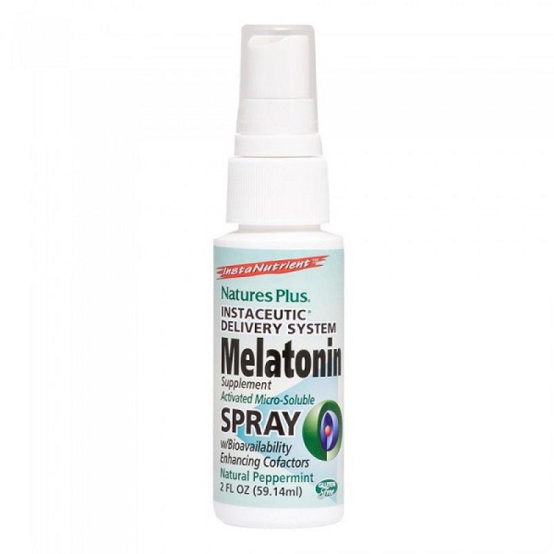 NATURES PLUS MELATONIN SPRAY 2FL OZ (59.14ML)