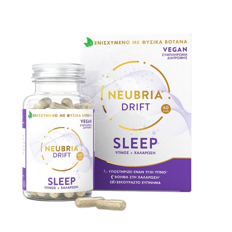 NEUBRIA DRIFT SLEEP 60CAPS
