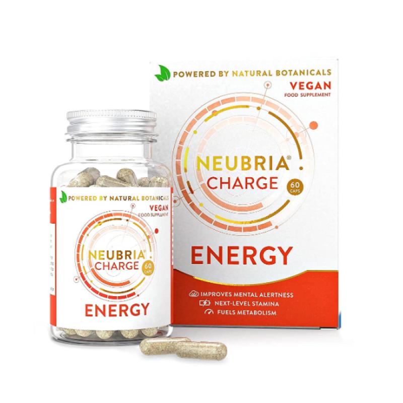 NEUBRIA CHARGE ENERGY 60CAPS