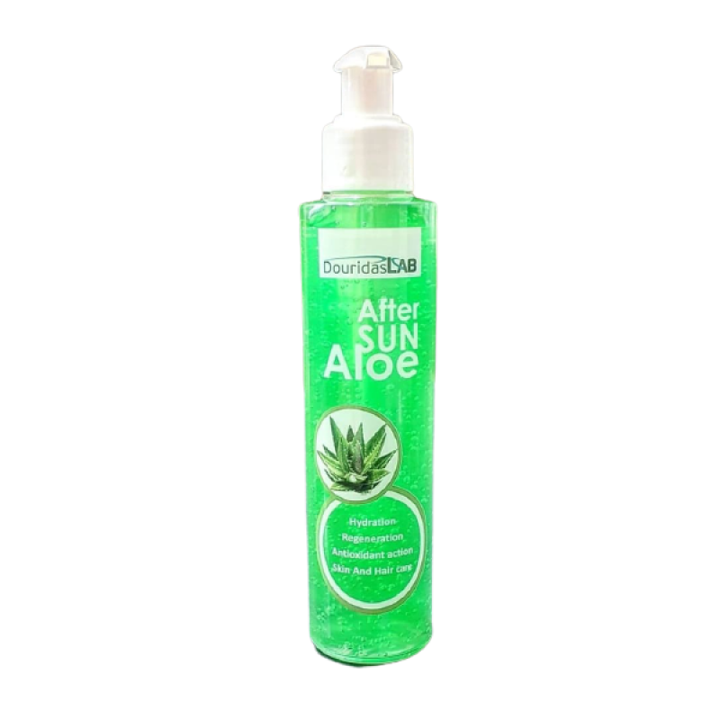 DOURIDAS LAB AFTER SUN ALOE SOOTHING GEL 180ML