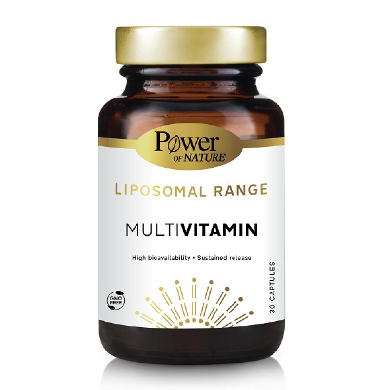 POWER HEALTH LIPOSOMAL MULTIVITAMIN 30SCAPS