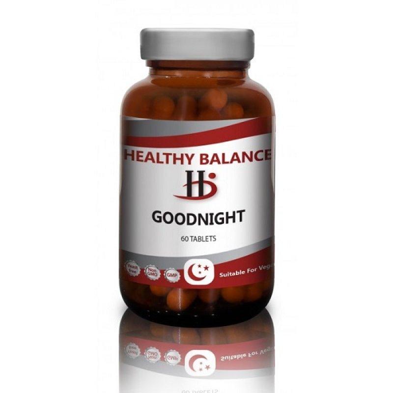 HEALTHY BALANCE GOODNIGHT 60TABS