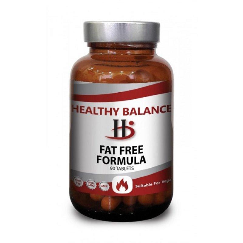 HEALTHY BALANCE FAT FREE FORMULA 90VCAPS