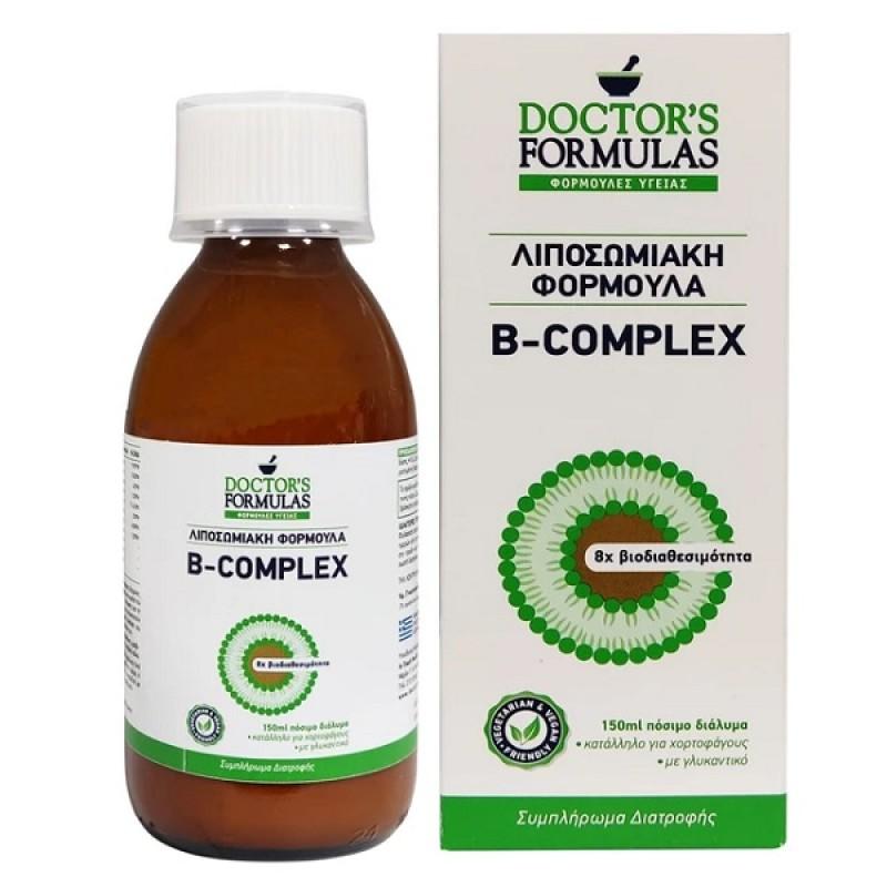 DOCTORS FORMULA LIPOSOMAL B-COMPLEX 150ML