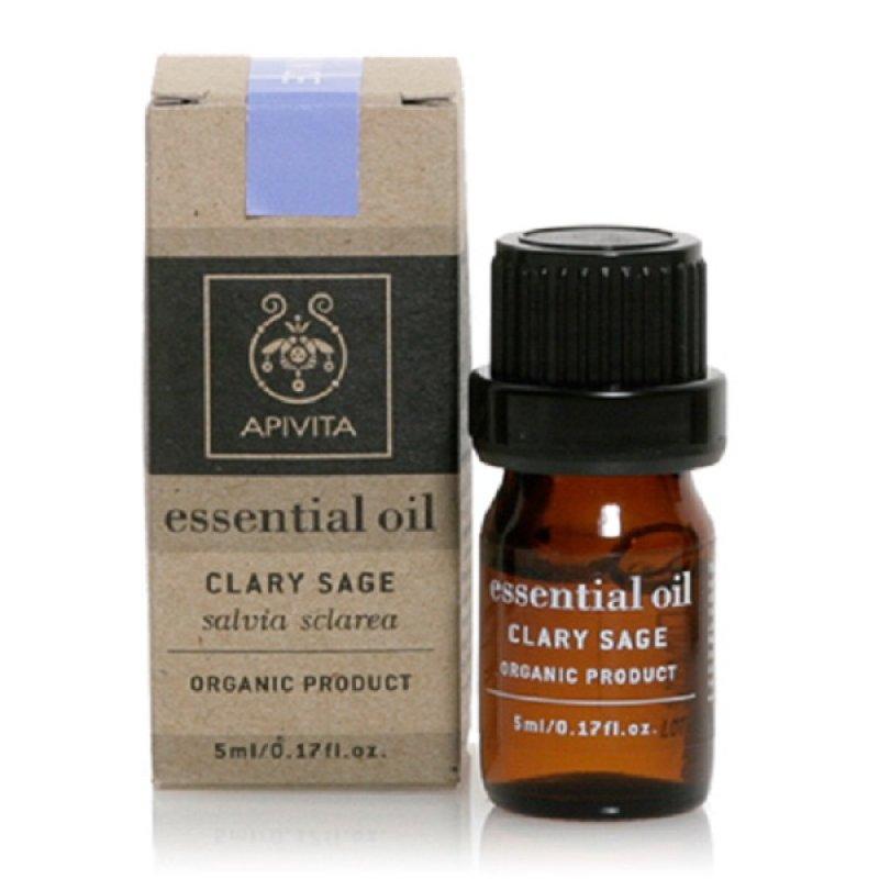 APIVITA ESSENTIAL OIL CLARY SAGE 5ML