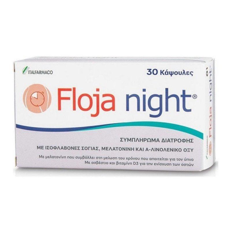 ITALFARMACO FLOJA NIGHT 30CAPS