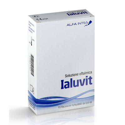 IALUVIT 15ΜΟΝΟΔΟΣΕΙΣ X 0,6ML