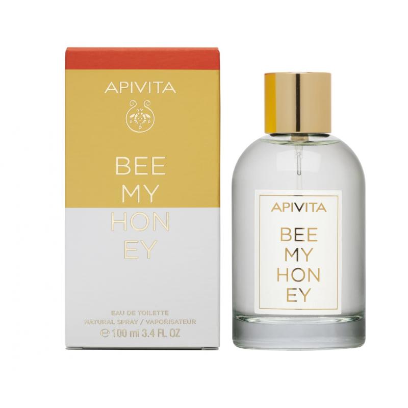 APIVITA EDT BEE MY HONEY 100ML
