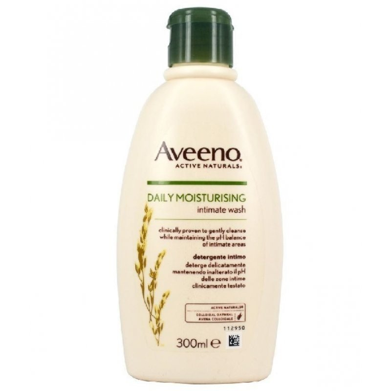 AVEENO DAILY MOISTURISING INTIMATE WASH 300ML
