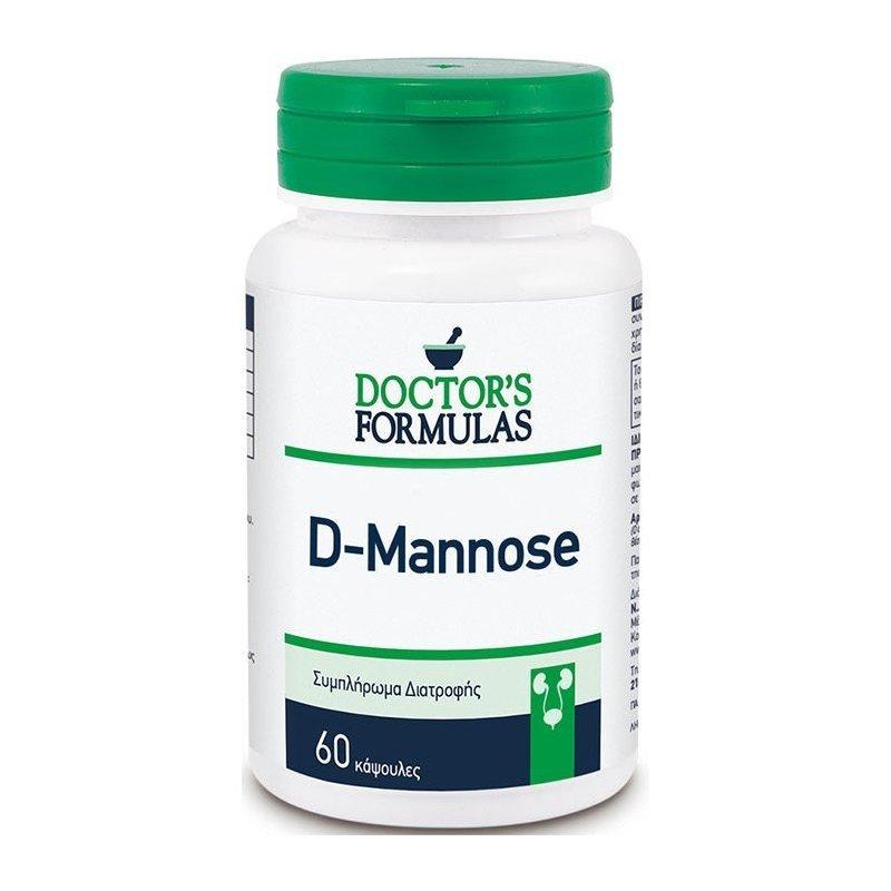 DOCTOR S FORMULAS D-MANNOSE 60CAPS
