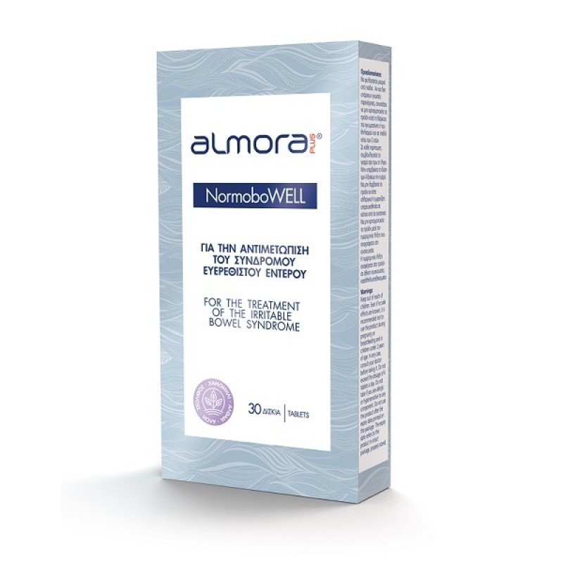 ALMORA PLUS NORMOBOWELL 30 tabs