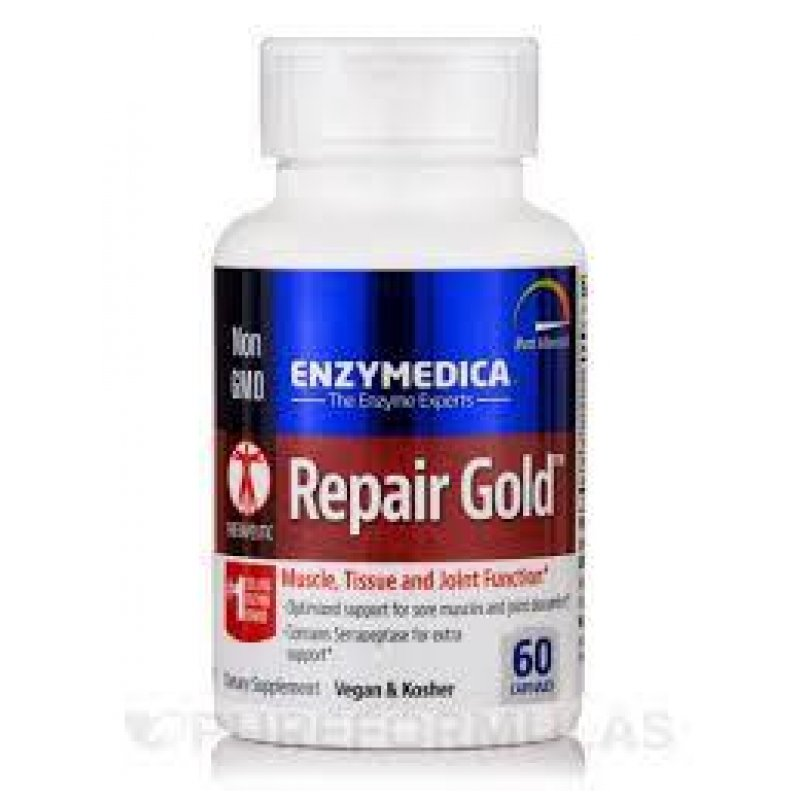 ENZYMEDICA REPAIR GOLD  60 CAPS