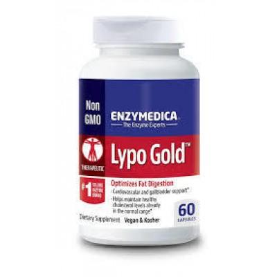 ENZYMEDICA LYPO GOLD 60 CAPS