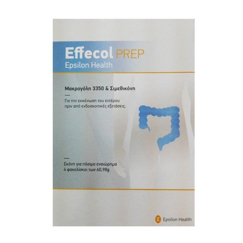 EPSILON HEALTH EFFECOL PREP 4 ΦΑΚΕΛΙΣΚΟΙ