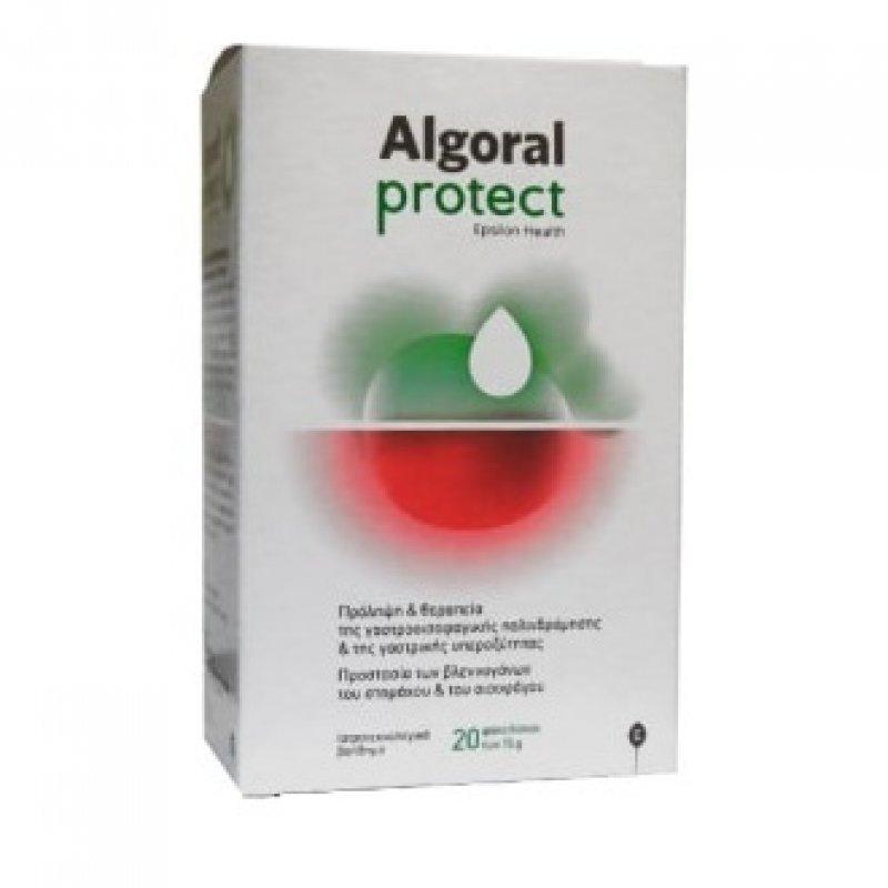 EPSILON HEALTH ALGORAL PROTECT 20 sachets  15gr