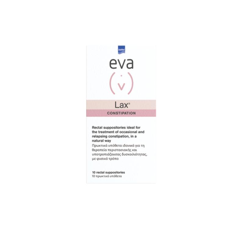 EVA LAX Rectal Ovules 10τμχ.