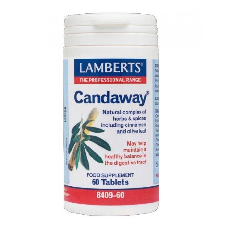 LAMBERTS CANDAWAY 60tabs