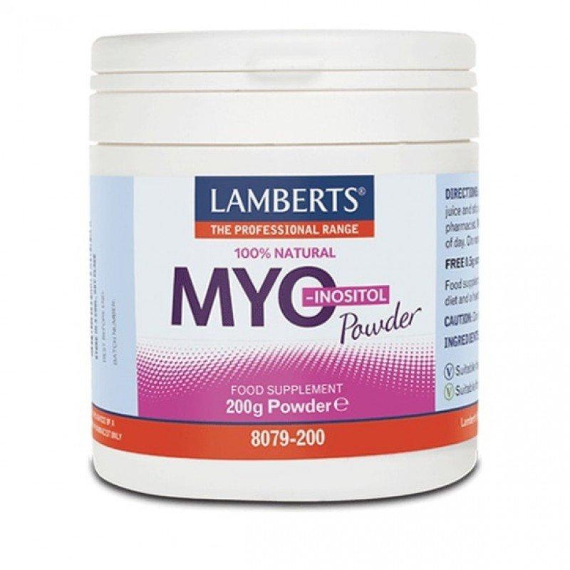 LAMBERTS MYO - INOSITOL POWDER 200g