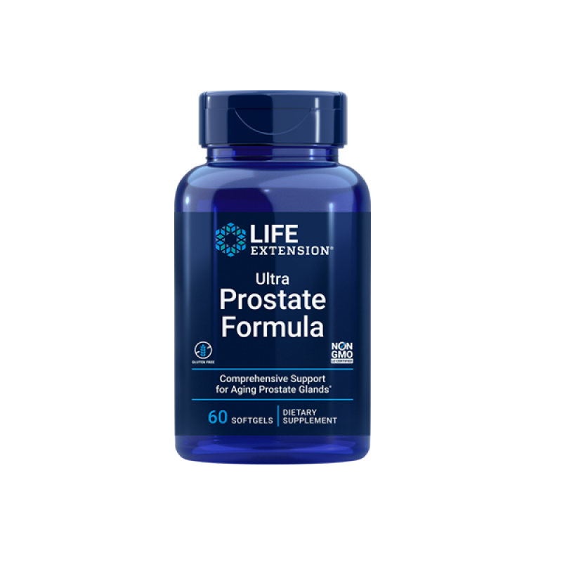 LIFE EXTENSION ULTRA PROSTATE FORMULA 60SOFTGELS