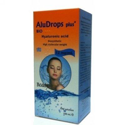 ALUDROPS PLUS BIO 100ML