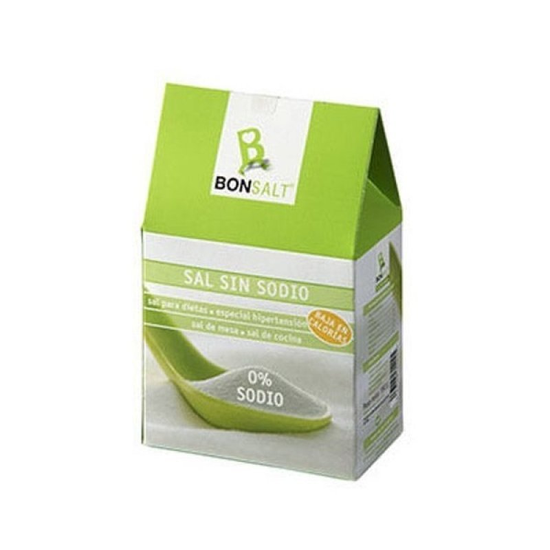 NATURAL PRODUCTS BONSALT 0% SAL SIN SODIO NATRIO 350 GR