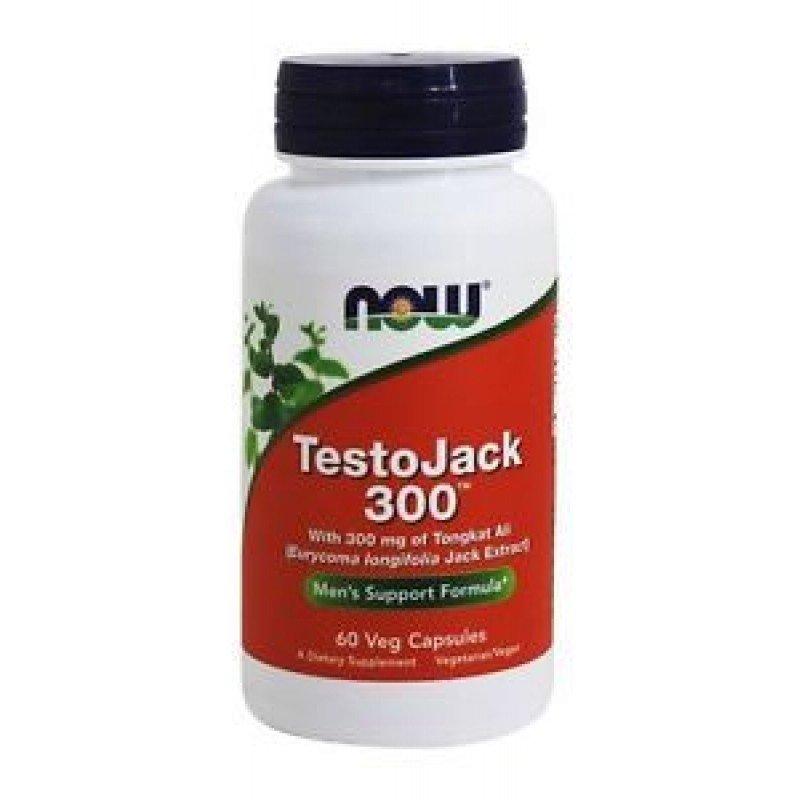 NOW TESTO JACK 300 60 VCAPS