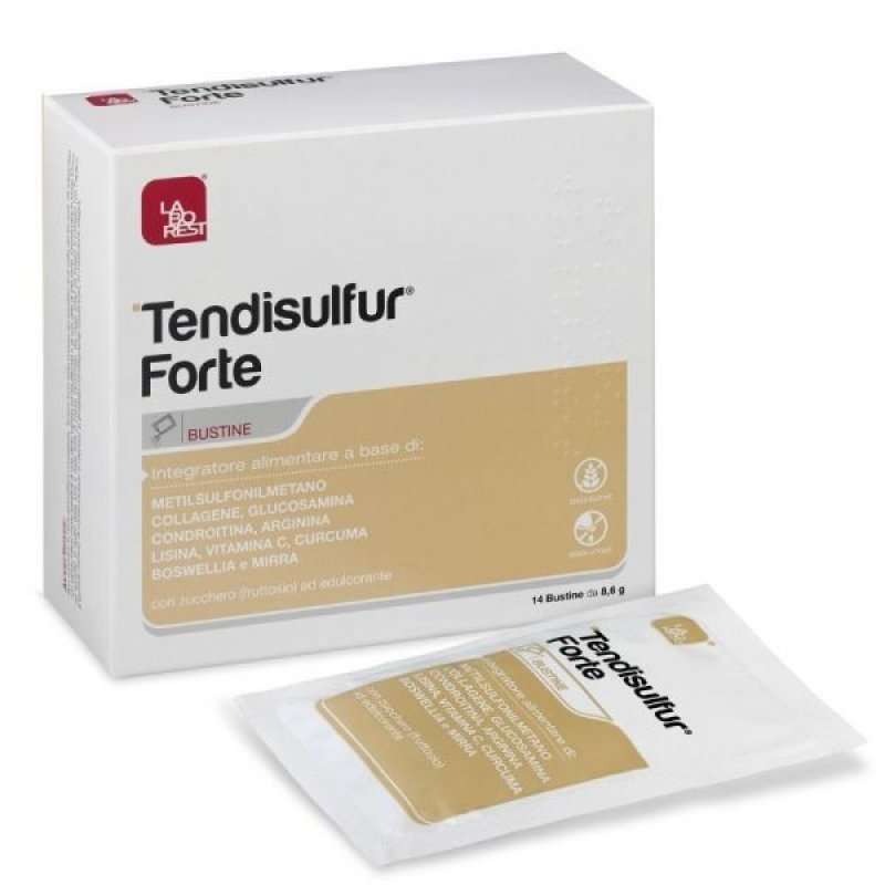LABOREST TENDISULFUR FORTE 14Sachets X 8,6g