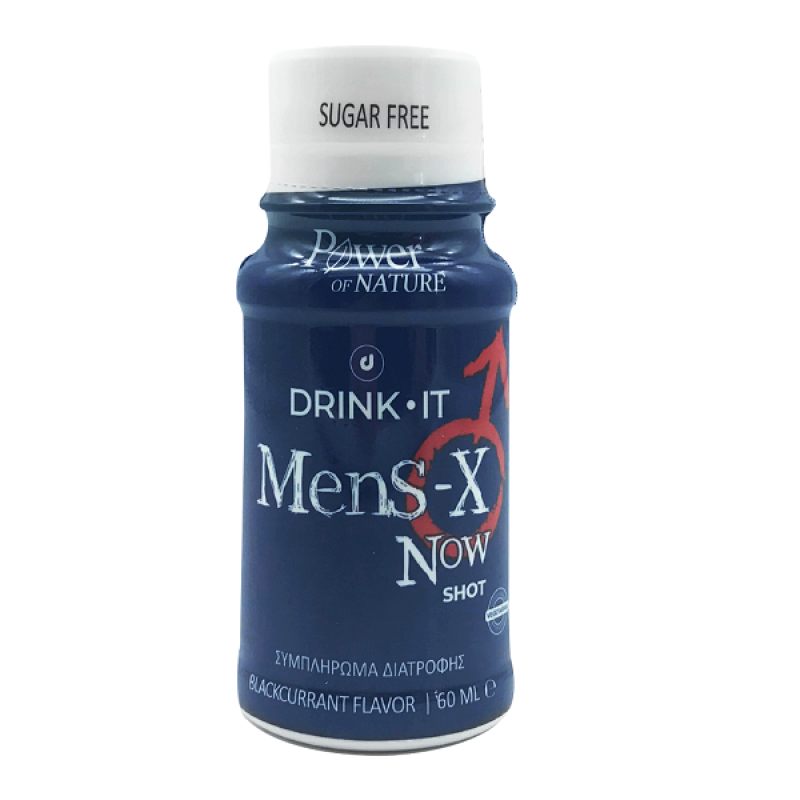 POWER HEALTH DRINK IT Mens-X NOW 60ml