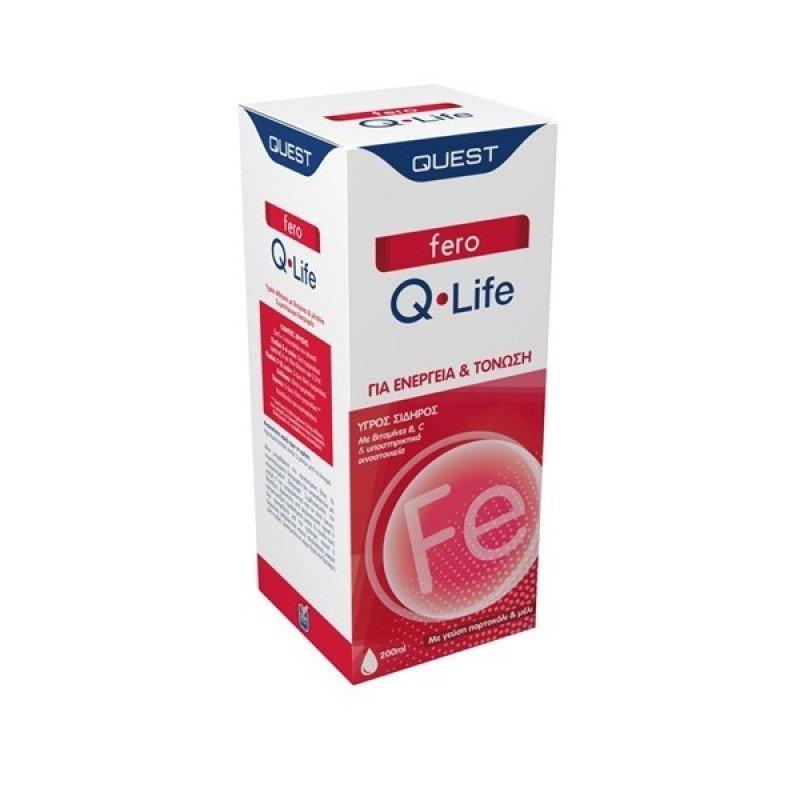 QUEST FERO Q-LIFE 200ml