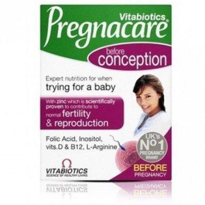 VITABIOTICS PREGNACARE BEFORE CONCEPTION 30TABS