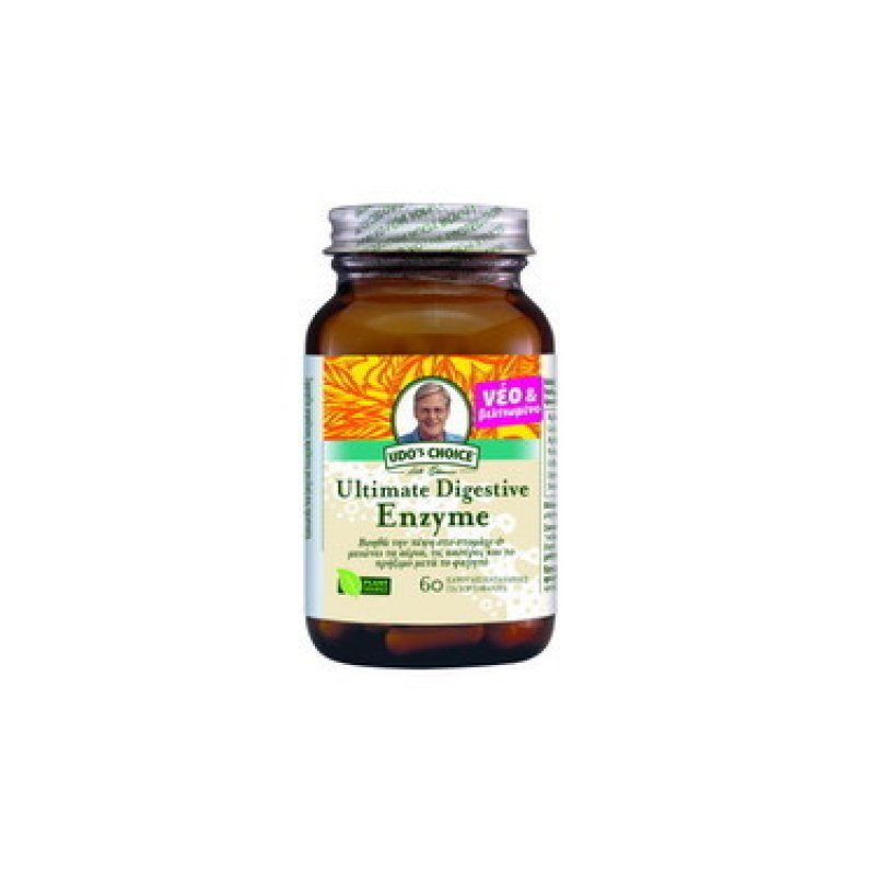 FMD ULTIMATE DIGESTIVE ENZYME 60CAPS