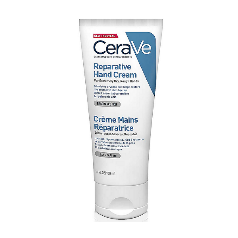 CERAVE REPARATIVE HAND CREAM 100ML