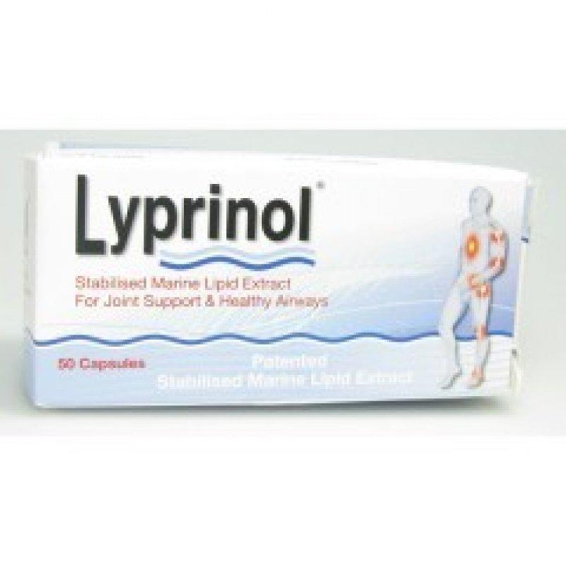 VIVAPHARM LYPRINOL *60 CAPS