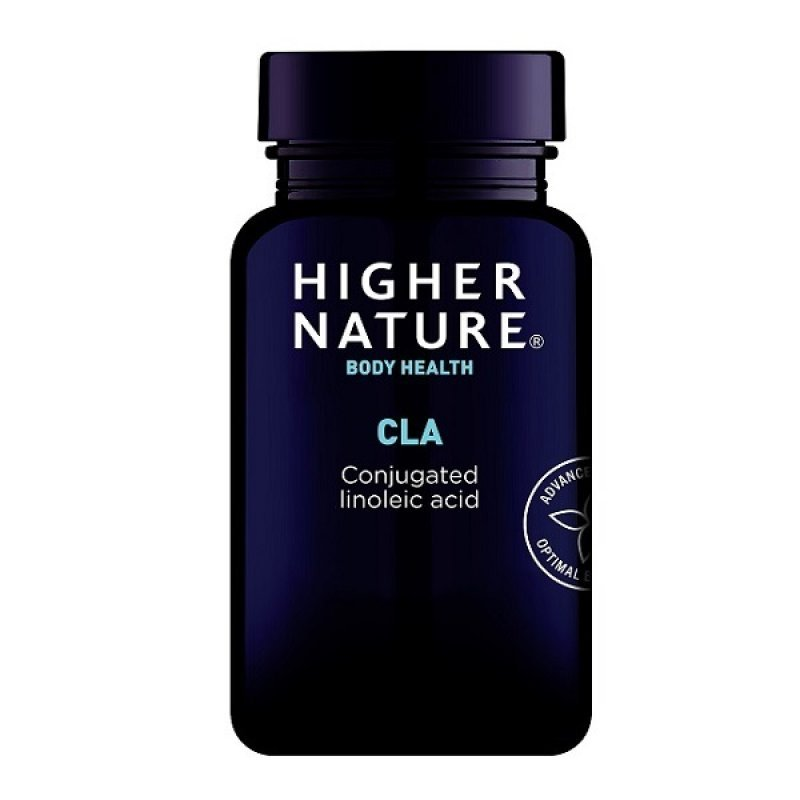 HIGHER NATURE CLA CONCENTRATED 1000MG 90 GEL CAPS