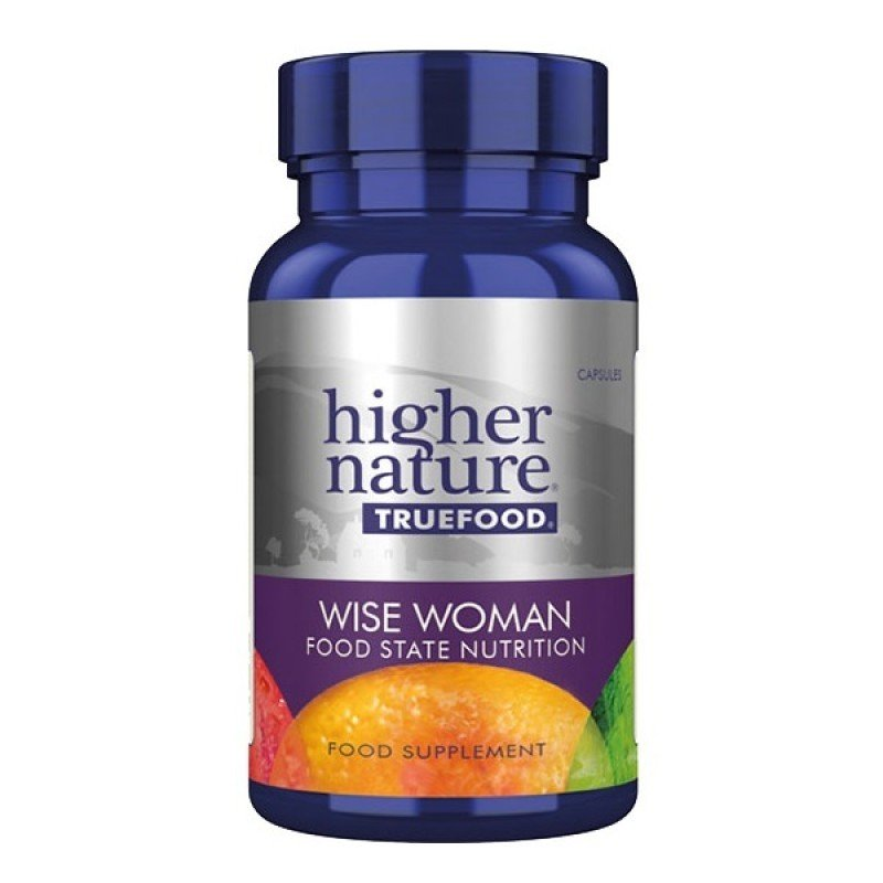 HIGHER NATURE TRUE FOOD WISE WOMAN 180 V-caps