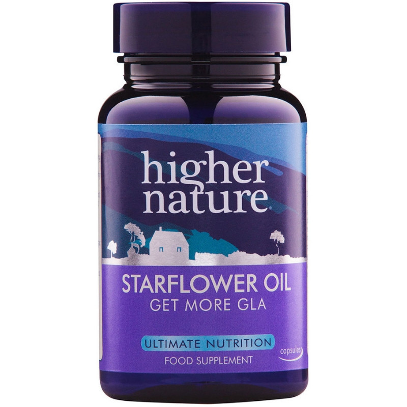 HIGHER NATURE THYROID SUPPORT FORMOULA 60CAPS
