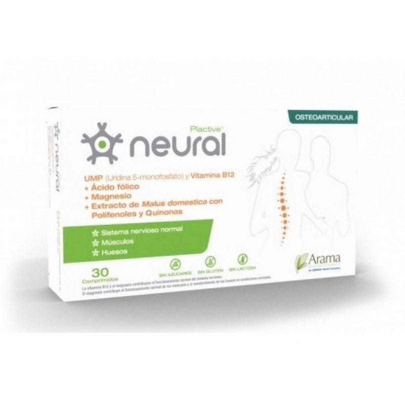 TOTAL HEALTH NEURAL PLACTIVE 30tb.