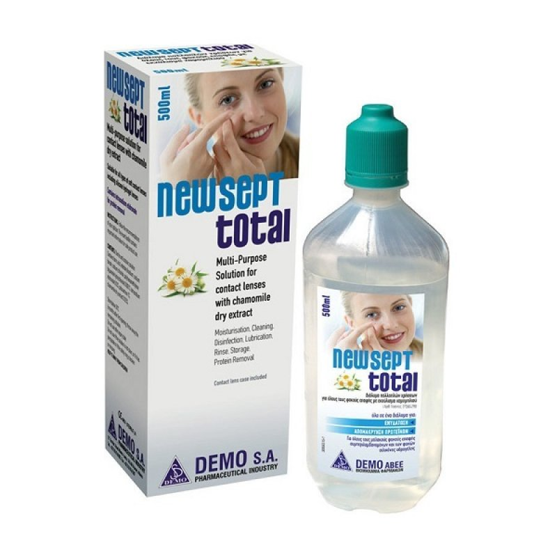 DEMO NEWSEPT TOTAL SOLUTION 500ML
