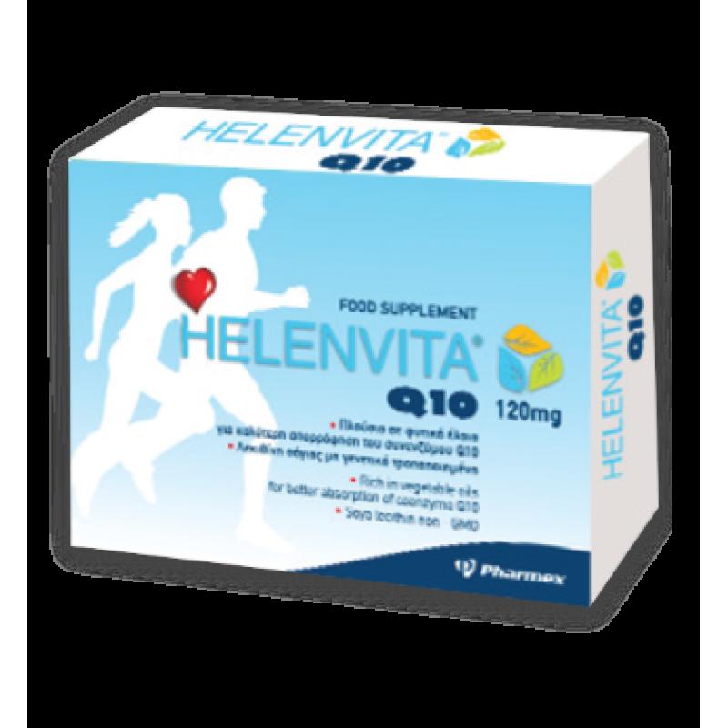 HELENVITA Q10 120MG (30CAPS)