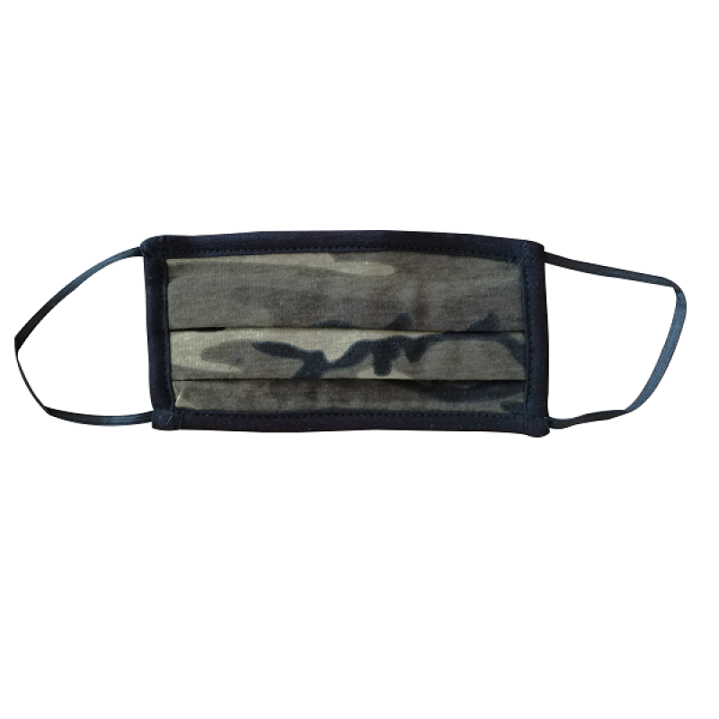 FLOST MASK DOUBLE LAYER FILTER FABRIC KIDS 8-12 YEARS CAMOUFLAGE 1ΤΜΧ