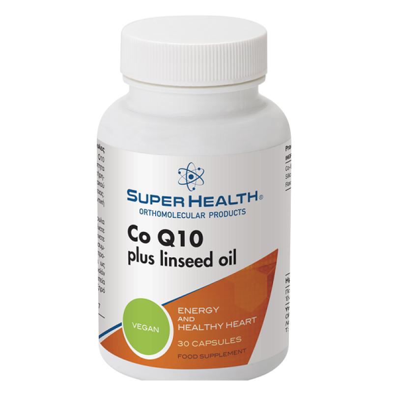 SUPER HEALTH CoQ10 30caps