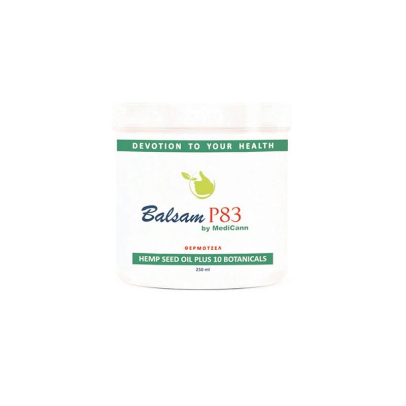 BALSAM P83 HEMP SEED OIL PLUS 10 BOTANICALS 250ML
