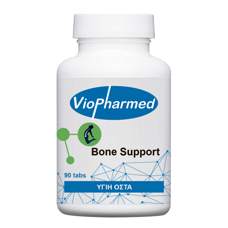 VIOPHARMED BONE SUPPORT 90TABS
