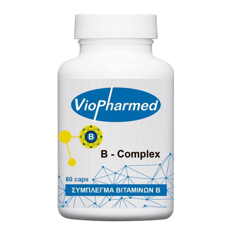 VIOPHARMED B-COMPLEX 60CAPS