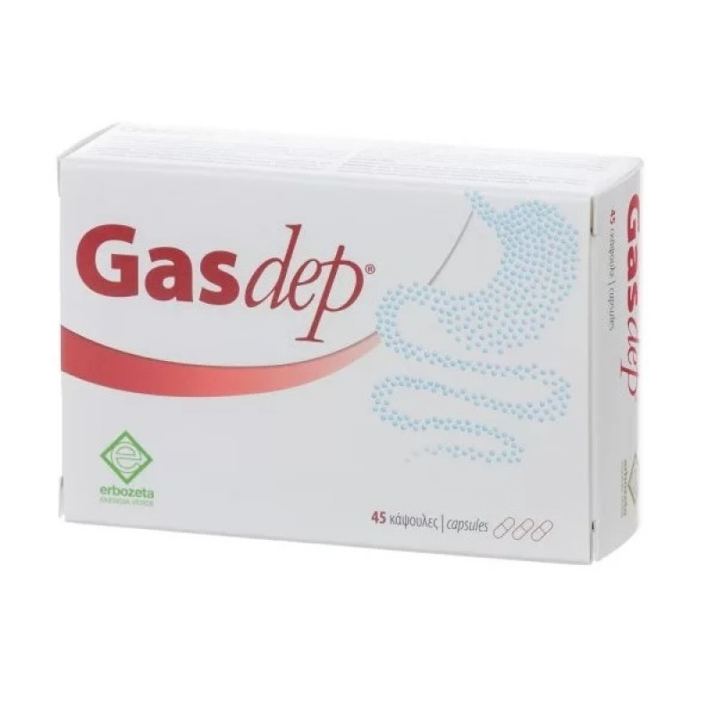 ERBOZETA GASDEP 45caps