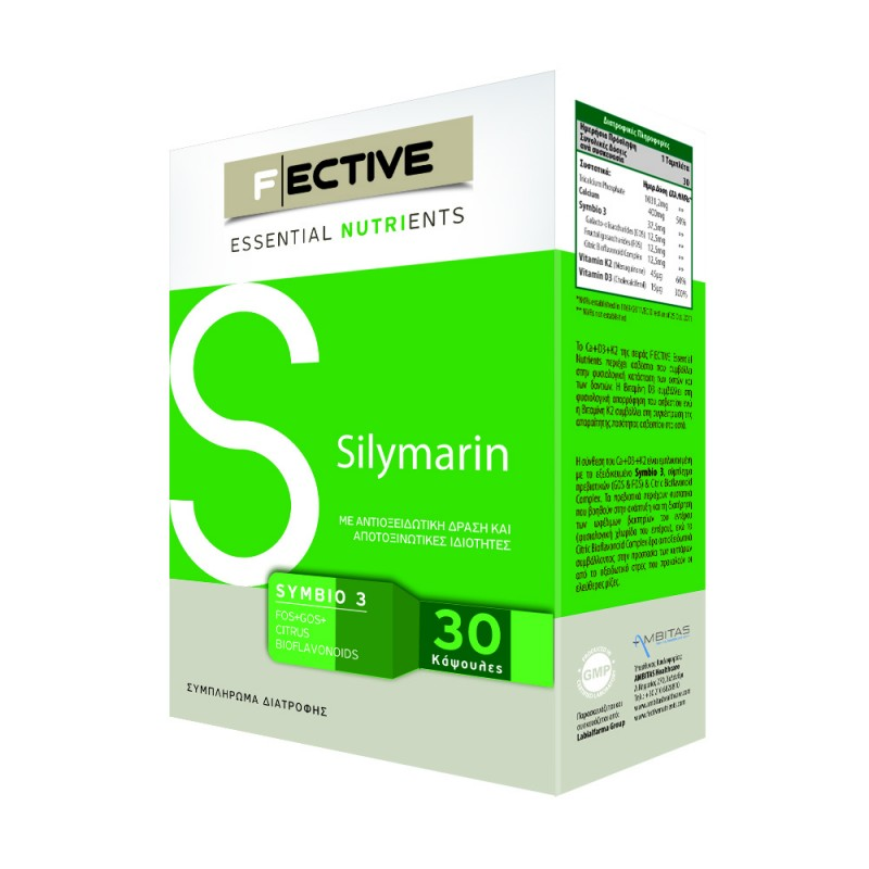 F ECTIVE  SILYMARIN 30 CAPS