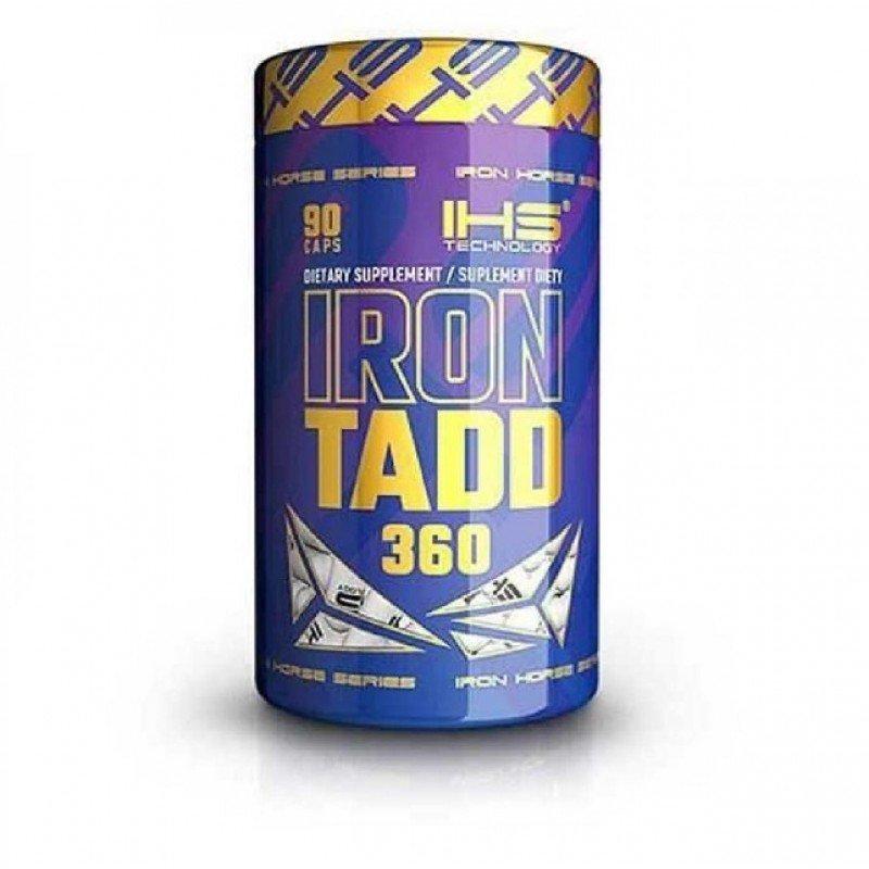 IRON HORSE IRON TADD-90CAPS