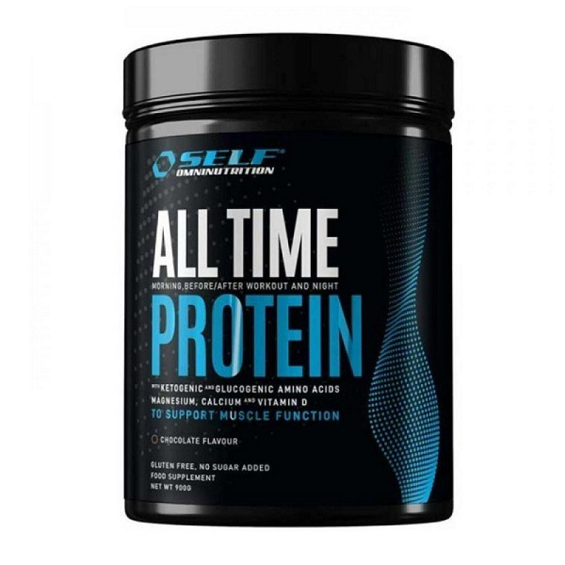 SELF OMNINUTRITION ALL TIME POTEIN ESPRESSO ICE COFFE 900g