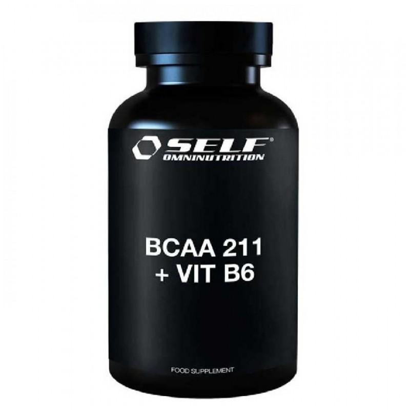 SELF OMNINUTRITION BCAA   VIT B6 100TAB