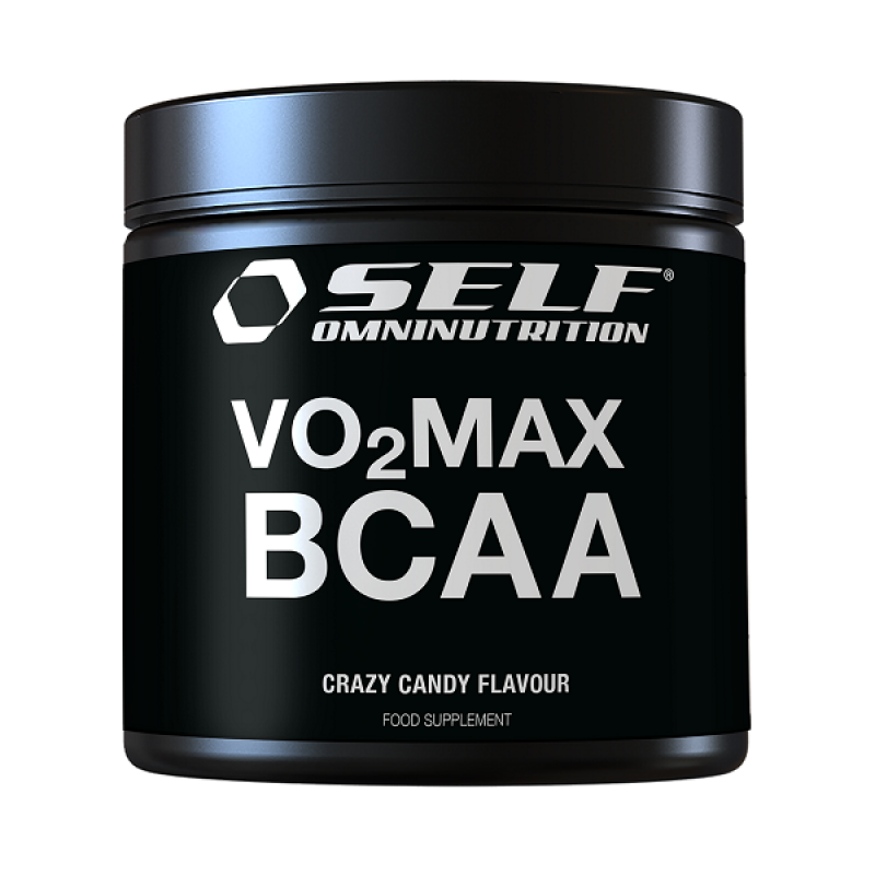 SELF OMNINUTRITION BCAA V02 MAX 250G CRAZY CANDY